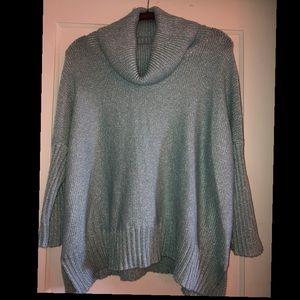 Cowl Neck Chico's Sweater